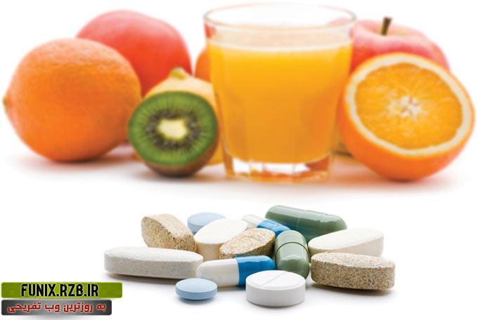 علائم کمبود ویتامین در افرادی که رژیم لاغری دارند
