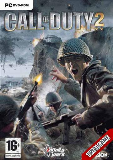 دانلود بازی Call Of Duty 2 | (کامپیوتر - pc )