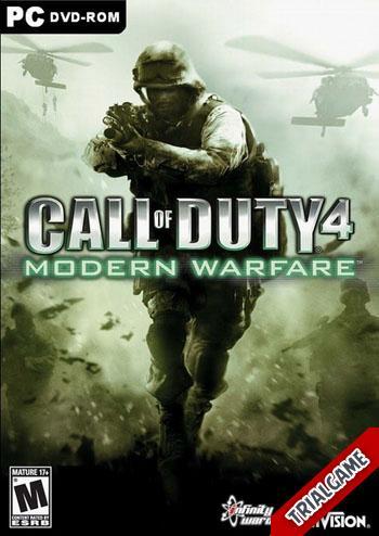 دانلود بازی Call of Duty 4: Modern Warfare