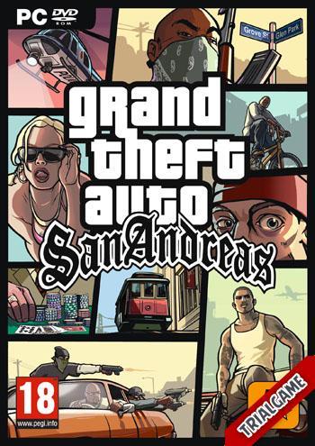دانلود بازی Gta 5 : San Andreas
