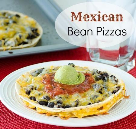 پتیزا مکزیکیِ لوبیا