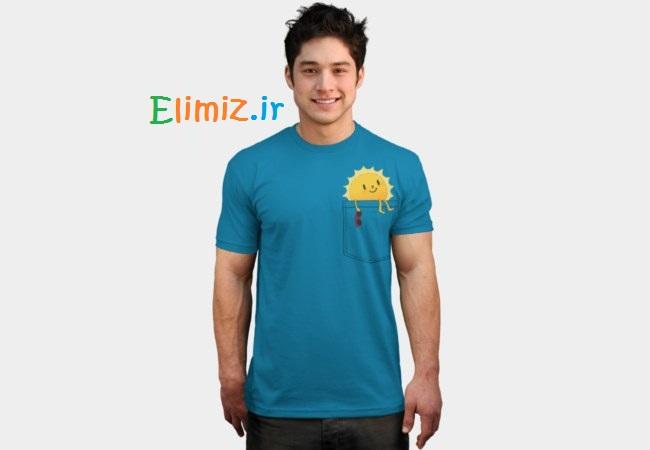 مدلهای خوشگل تی شرت