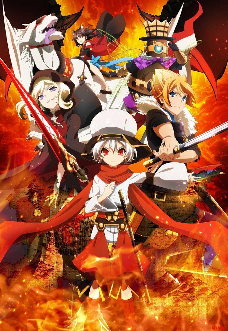 دانلود انیمه Chaos Dragon: Sekiryuu Seneki
