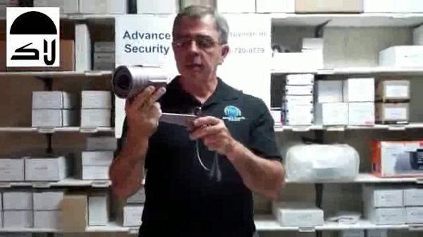 فیلم رایگان آموزش نصب دوربین مداربسته بی سیم (وایرلس) شماره 4