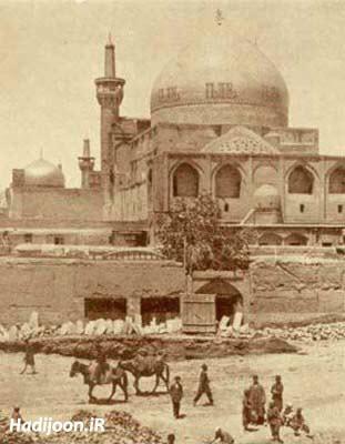 اولین تصاویر از حرم امام رضا (ع)