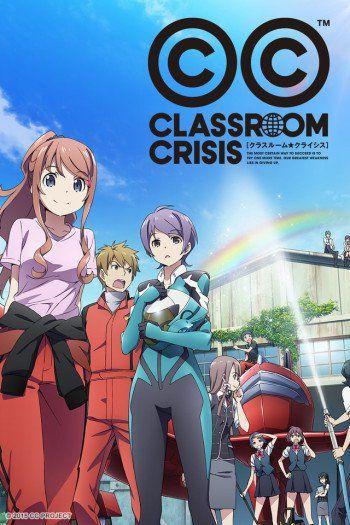 دانلود انیمه Classroom☆Crisis