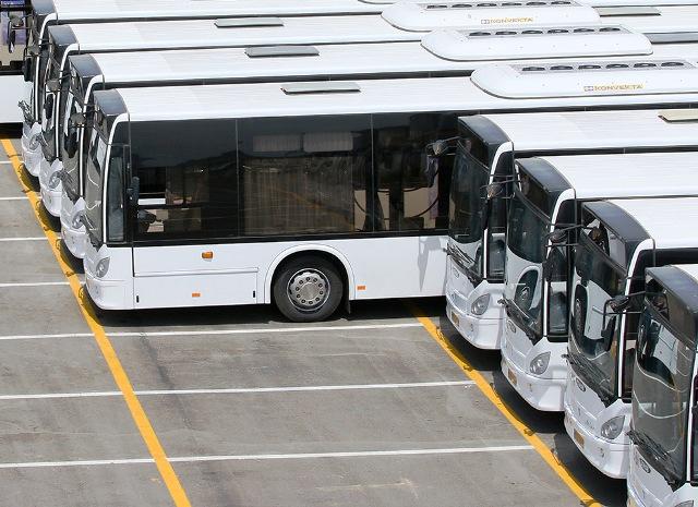 اتوبوسرانی مشهد مقدس 50 ساله شد