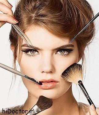 ترفندهای ناب آرایشگری معروف ترین گریمورهای دنیا