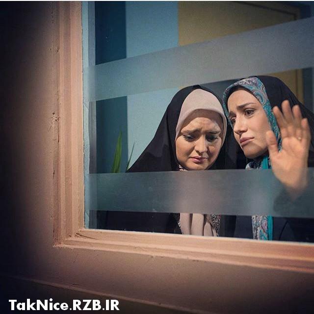 عکس نرگس محمدی در سریال معمای شاه