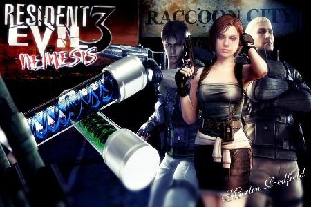 دانلود نسخه کم حجم بازی Resident Evil 3