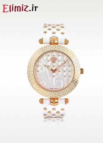 مدل ساعت مچی دخترانه سفید