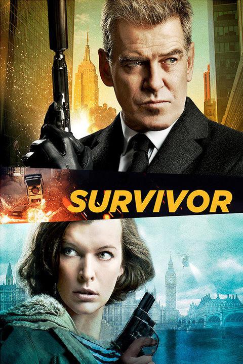 Survivor (2015) 720p BluRay – 650MB – Ganool