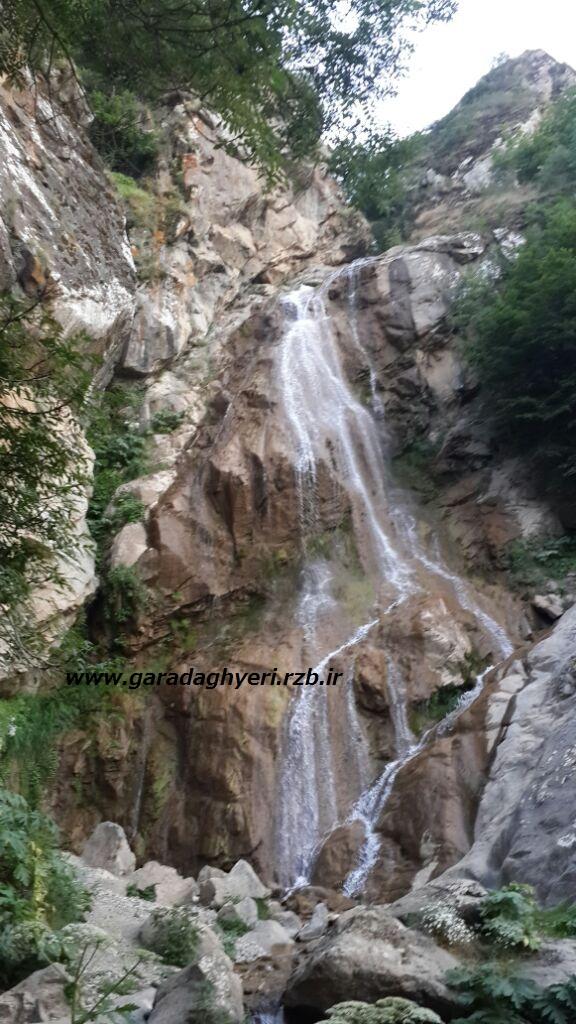آبشار گلوسنگ