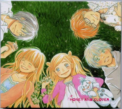 دانلود انیمه Honey and Clover