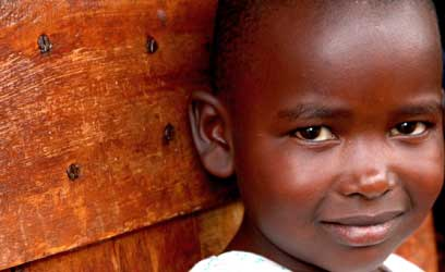 شعر برگزیده سال2005 توسط یک بچه افریقایی