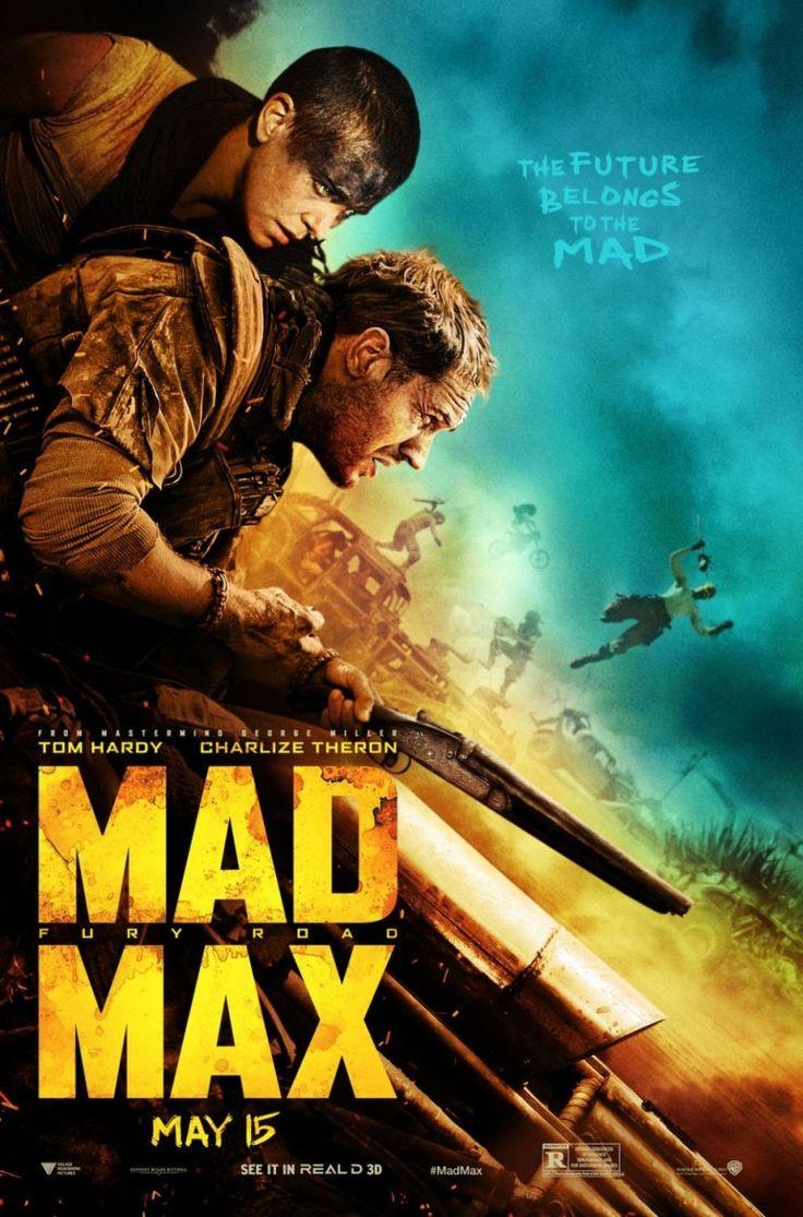 دانلود انیمه Mad Max Furry Road