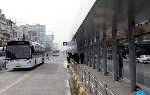 خط سوم BRT برسر دو راهی