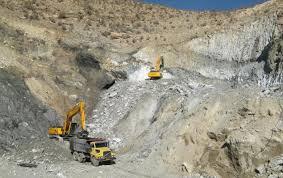 واگذاری معدن سنگ لاشه سبز تهران کد 100013