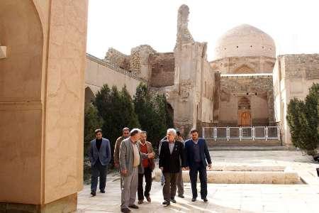 سه ترانشه باستانی در بنای چلبی اوغلی زنجان کشف و ظاهر سازی شد