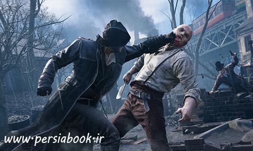 مبارزه با مشت یکی از بخش های مهم سیستم مبارزات بازی خواهد بود