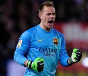 تراشتگن: پیراهن شماره 1 بارسلونا را میخواهم
