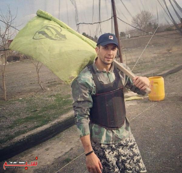 بیوگرافی و تصاوير  آرمین تشکری   بازیکن سرشناس والیبال