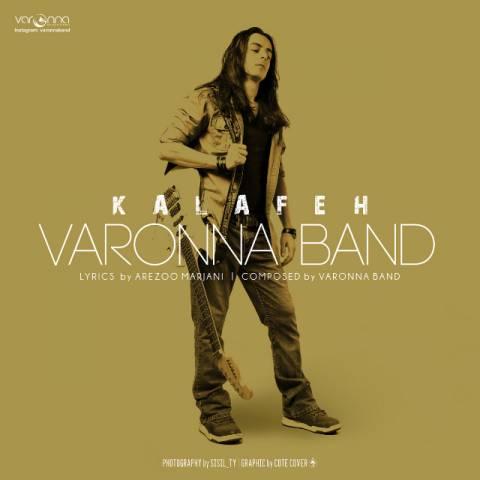 دانلود آهنگ جدید Varonna Band به نام کلافه