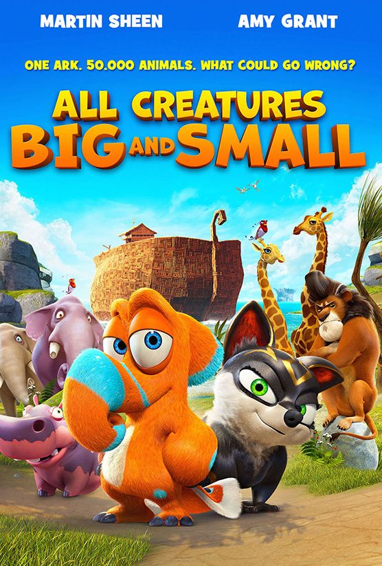 دانلود انیمیشن  All Creatures Big and Small