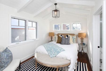 ۷ نکته کاربردی در طراحی دكوراسيون یک اتاق خواب عالي