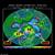 تاوه قطبی ( Polar vortex )