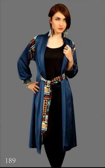 مدل مانتو تابستانی جدید دخترانه