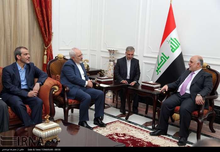 وزیر امور خارجه ایران: دوستان منطقه ای نگران نباشند