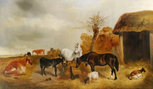 معمای معامله حیوانات سه مرد
