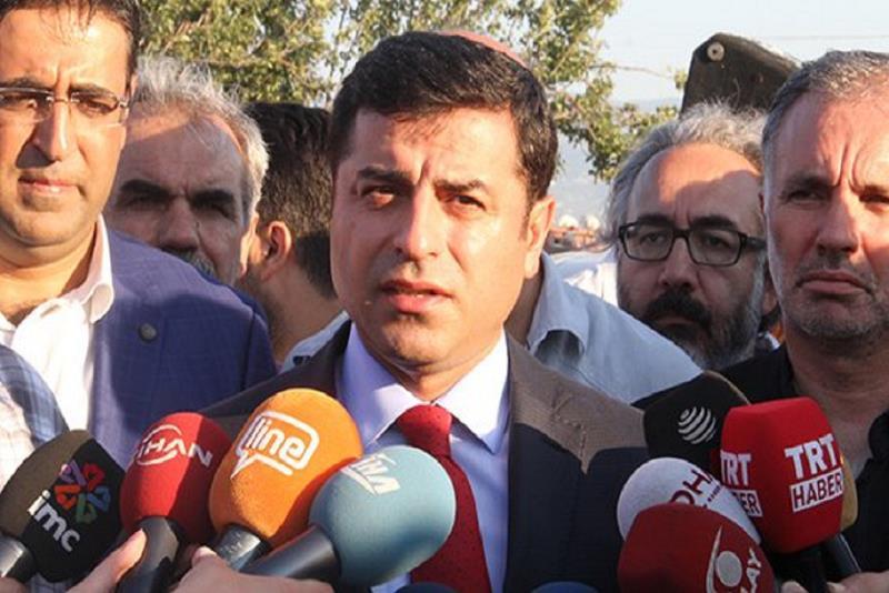 هدف از حمله به پ.ک.ک؛شکست HDP در انتخابات زودهنگام احتمالی است