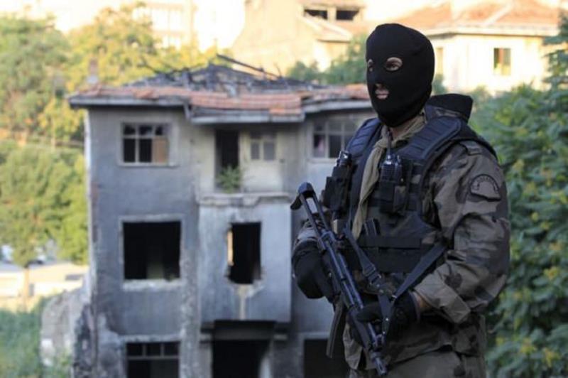 عملیات پلیس ترکیه در 34 استان: 3 روز 1050 دستگیری