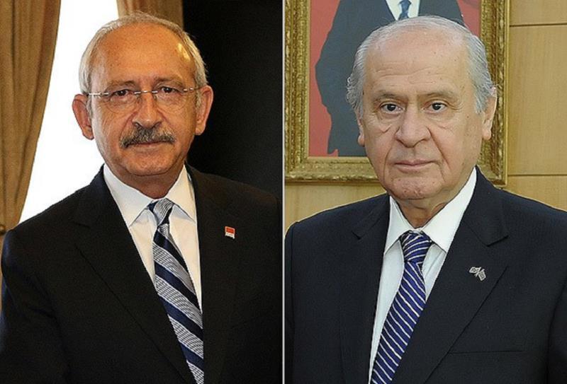 قلیچدار اوغلو و باغچلی در جریان حمله ارتش ترکیه به مواضع پ.ک.ک قرار گرفته بودند