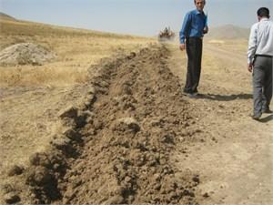 رفع تصرف از 20 هکتار از اراضی ملی بوکان