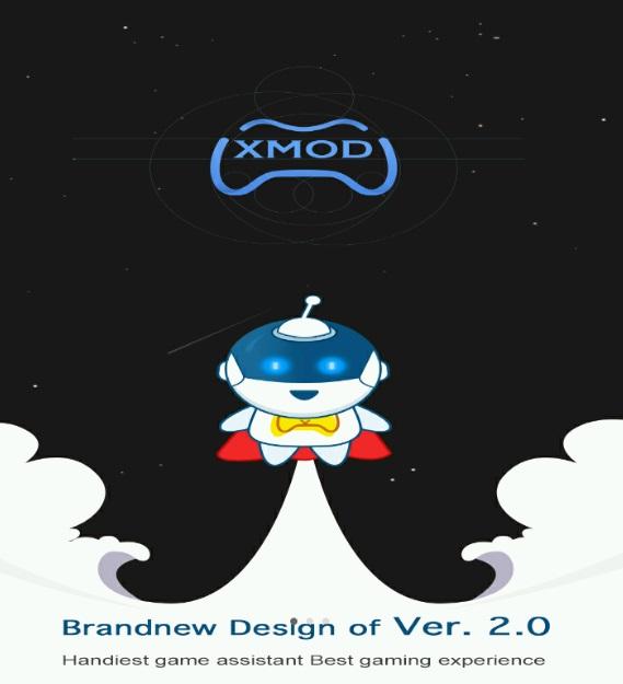 نسخه جدید برنامه ی XMOD GAME