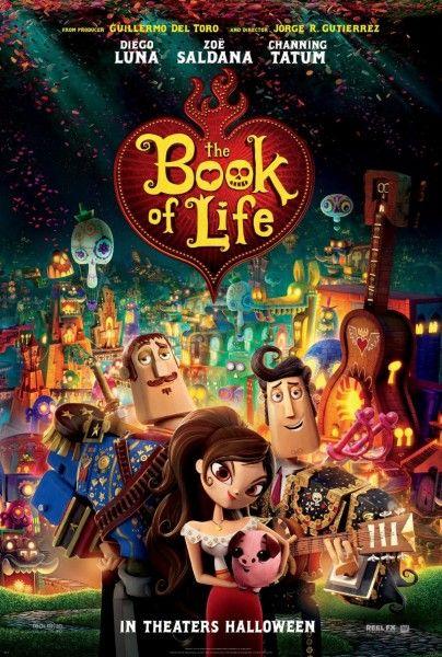 دانلود انیمیشن The Book of Life