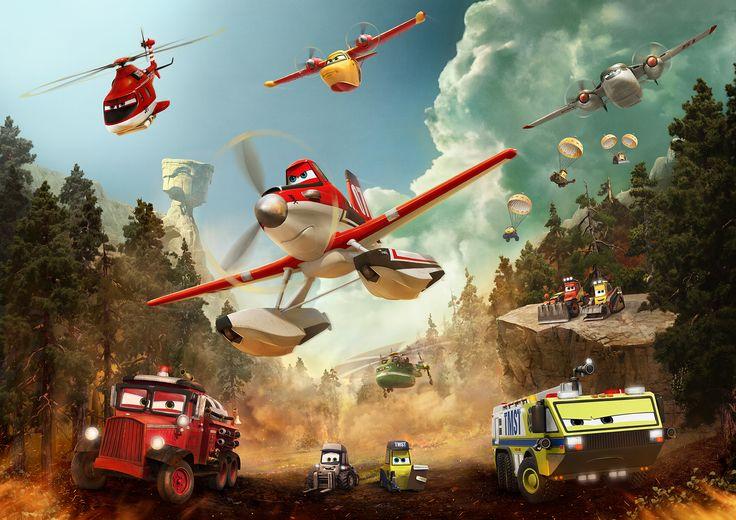 دانلود انیمیشن Planes: Fire & Rescue