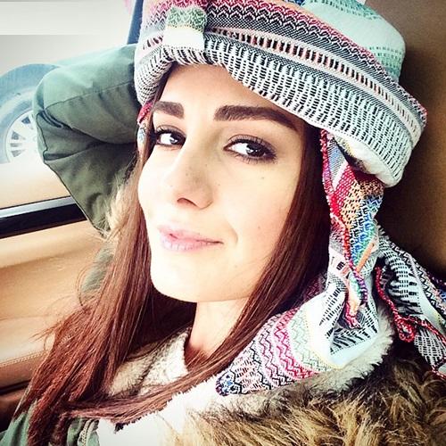 عکس های جدید ادا بازیگر سریال ماندگار 2015