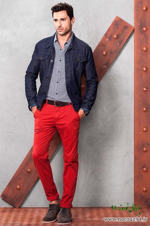 جدیدترین مدلهای لباس مردانه اسپرت سال ۲۰۱۵