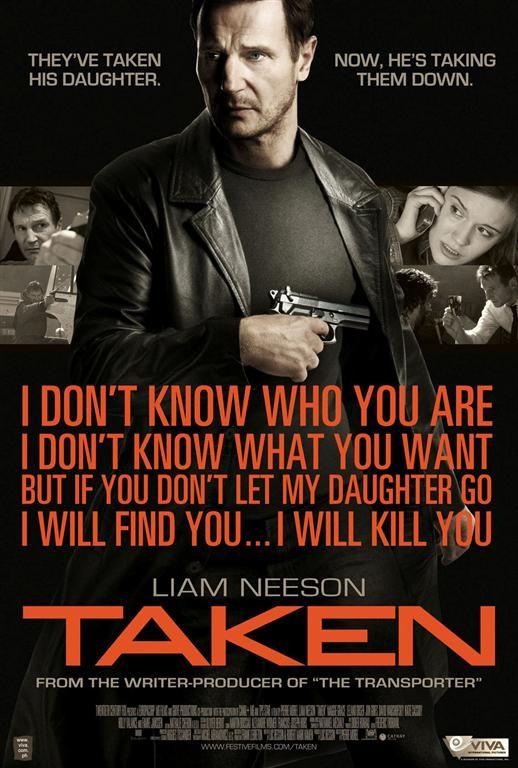 دانلود فیلم  Taken 3