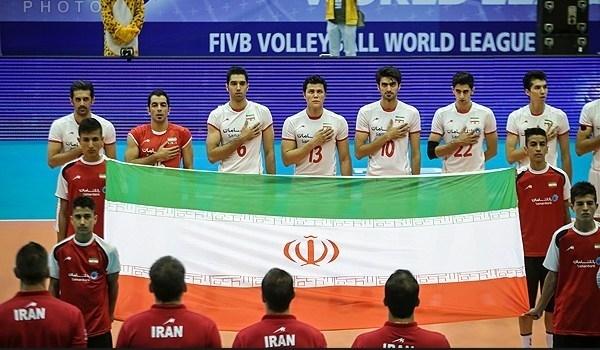 دانلود آهنگ زیبای والیبال جمهوری اسلامی ایران