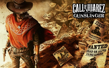 دانلود نسخه کم حجم بازی Call of Juarez Gunslinger