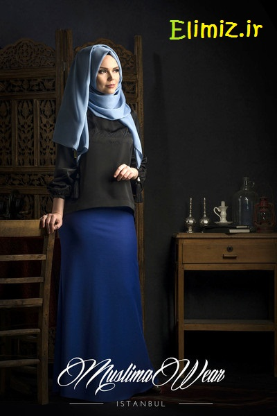 مدل خوشگل اسلامی لباس