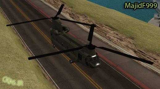 دانلود هلیکوپتر CH-47 Chinook