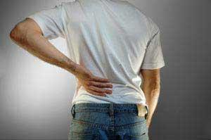 درمان پزشکی کمر درد