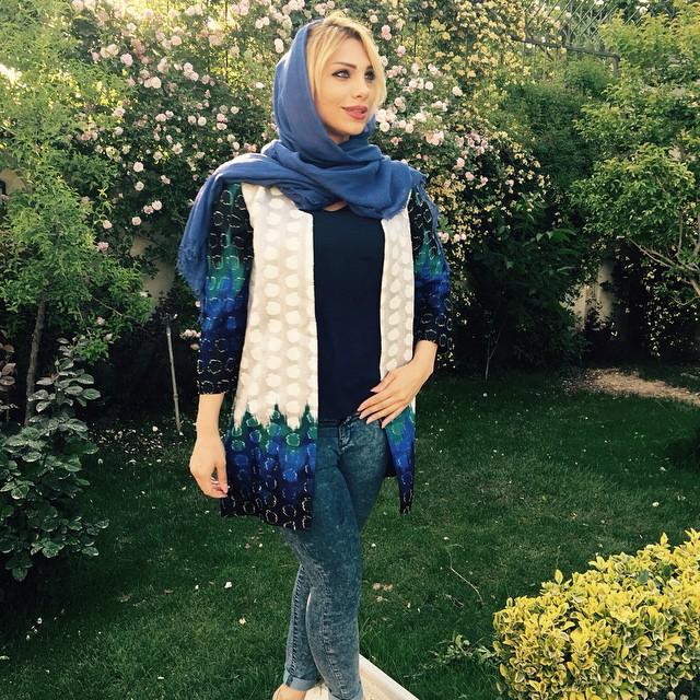 جدیدترین مدل مانتو تابستانی ایرانی