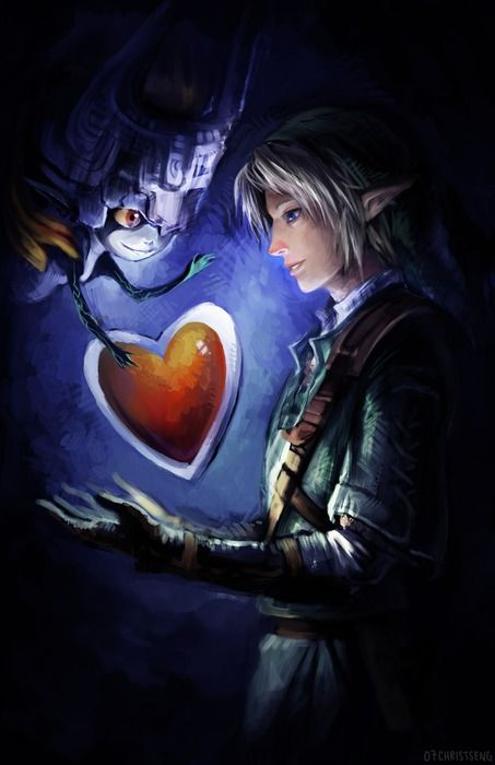 عکس های Legend of Zelda